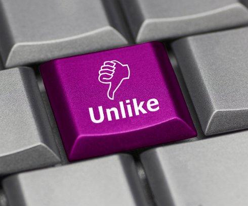 Unliker позволит убирать свои «Like» из Facebook