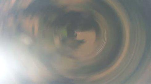 Упавшая с 3-километровой высоты камера GoPro 4 года пролежала в поле