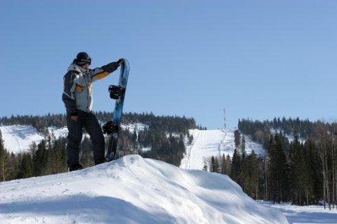 Урал для любителей горных лыж