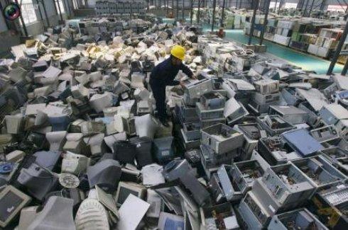 Утилизация старых компьютеров