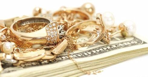 Ювелирные украшения из золота как вложение средств