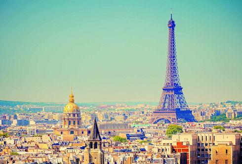 Увидеть Париж и не умереть!