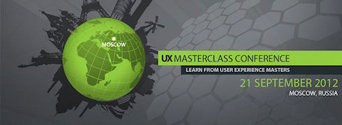 UX Masterclass — мировая элита юзабилити-специалистов осенью соберется в Москве
