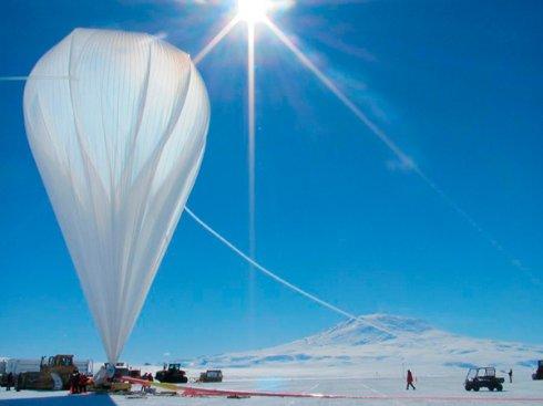 В Антарктиде проверят теорию большого взрыва (видео)