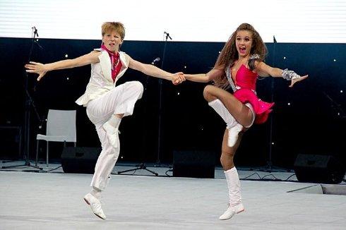 В Крыму пройдет чемпионат по акробатическому рок-н-роллу
