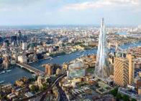 В Лондоне построят небоскрёб из «трилогии» башен London Bridge
