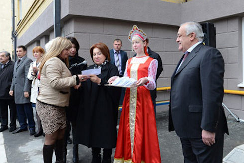 В Северной Осетии выдали еще 22 квартиры