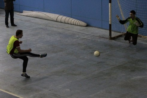 В Первомайском пройдет турнир по мини-футболу