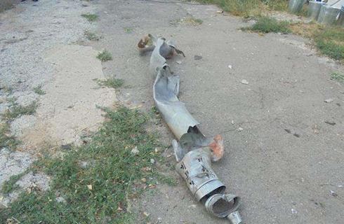 В промышленной зоне Донецка был подорван химкомбинат