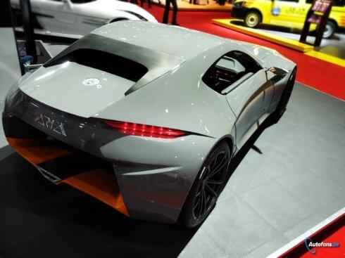 В Швейцарии представили автомобили будущего