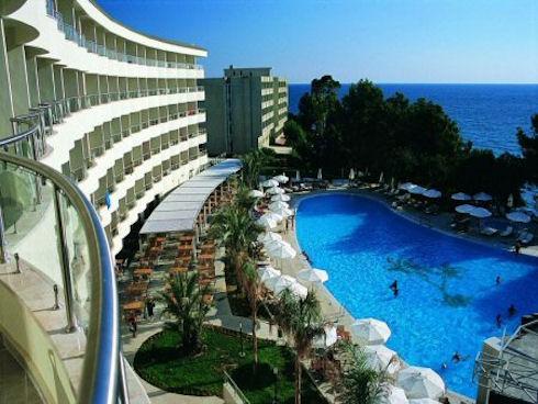 В Турции открывается всё больше 5-звездочных гостиниц