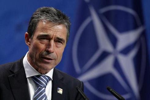 В Украину едет Генсекретарь НАТО