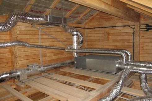 Общая информация и помощь в выборе системы вентиляции