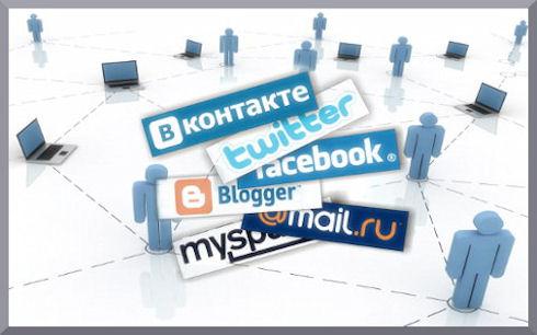 Вирусный эффект продвижения в социальных сетях