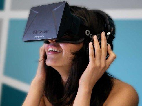 Виртуальная реальность с очками Oculus Rift