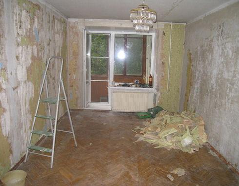 Вкратце об организации ремонта в доме