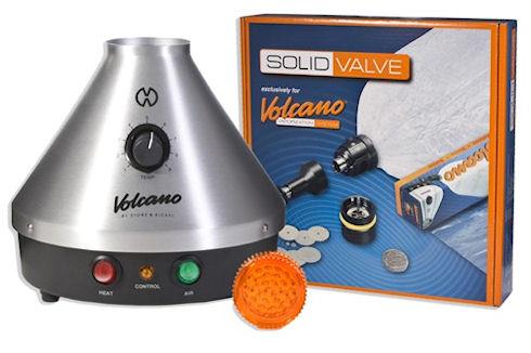 Вапорайзер Volcano Classic – аромат здоровья