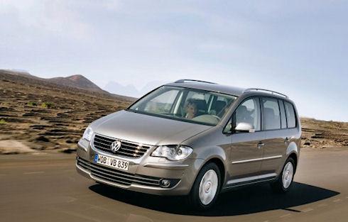 Обзор Volkswagen Touran