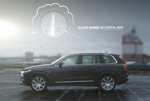 Volvo закончила проектирование беспилотного автомобиля