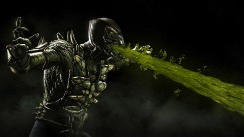 Возвращение Рептилии в Mortal Kombat
