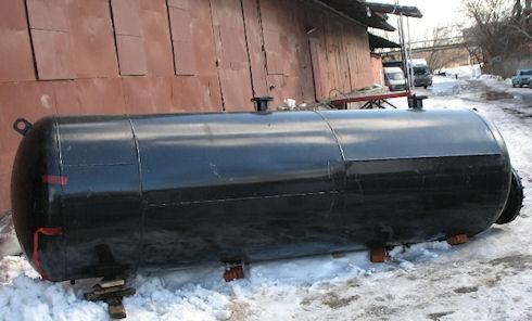 Емкостные паро-водяные подогреватели ВПЕ (СТД)