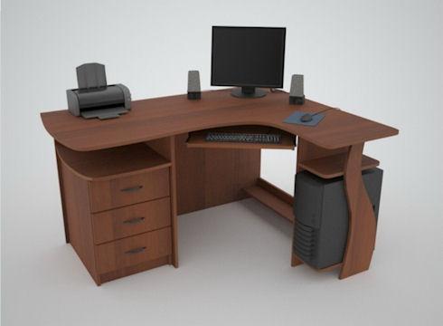 Компьютерный стол: выбираем грамотно