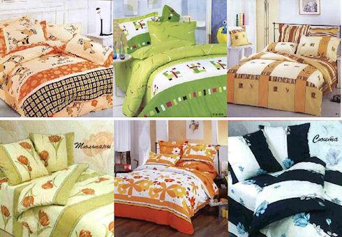 Выбираем постельное белье: от бязи до шелка
