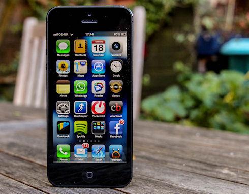 Выбор смартфона Apple iPhone 5