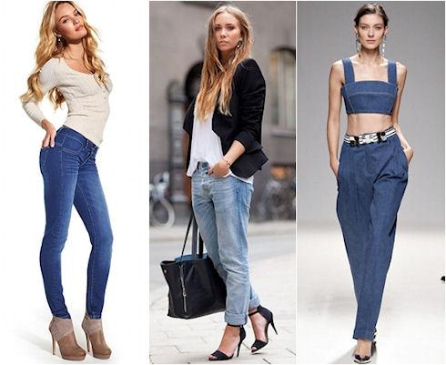 Выбор джинсов