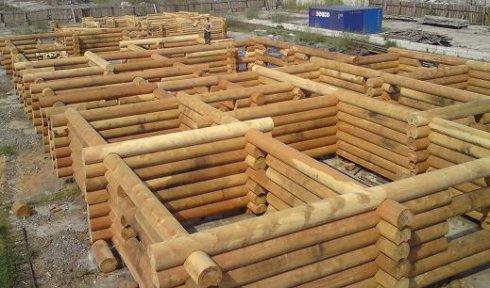 Выбор кедра для строительства домов