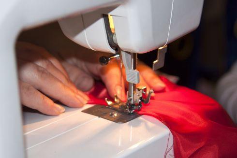 Выбор техники: швейная машинка