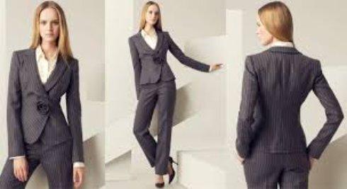 Выбор женской одежды для создания делового стиля