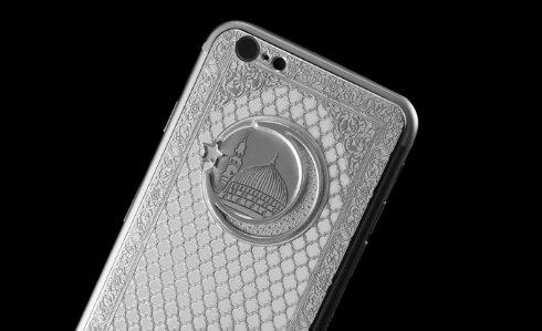 Выпущен «религиозный» iPhone 6