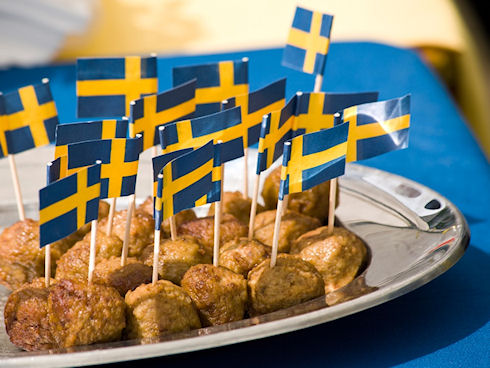 Высококачественная и вкусная кухня Швеции