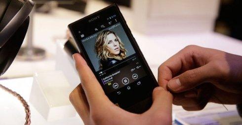 Walkman NW-ZX2 — плеер для меломанов от Sony