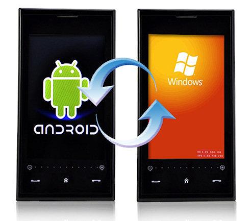Windows Phone или Android. Что выбрать?