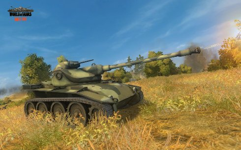 World of Tanks. Мини-гайд по танку Т71