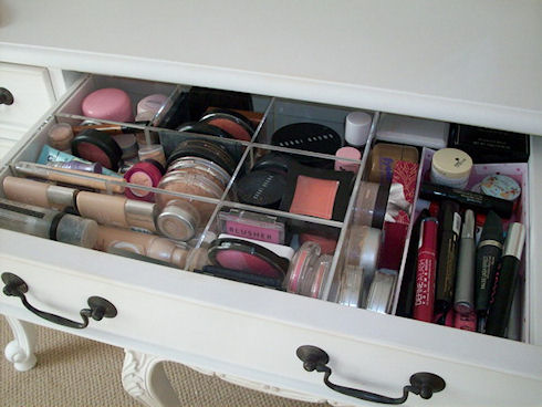 Хранение косметики дома: организация пространства