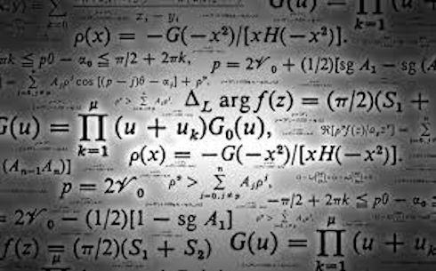 Художественно о математике