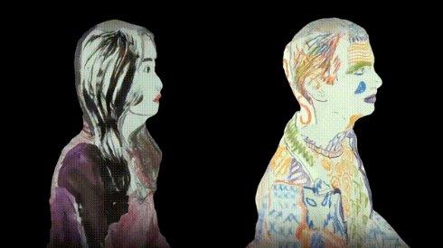 Художники перешли на 3D-портреты
