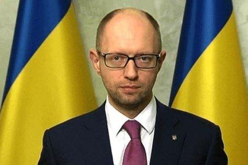 Яценюк попросил назначить новое правительство