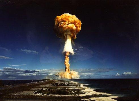 Ядерный взрыв — что делать?