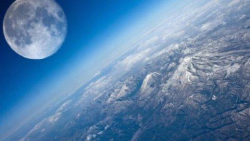Япония будет собирать энергию солнца на Луне