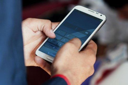 Японские школьницы одержимы смартфонами