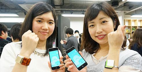 Японские студентки разрабатывают носимые гаджеты «от кутюр»