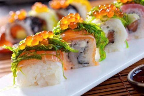 Японские суши – польза для здоровья!