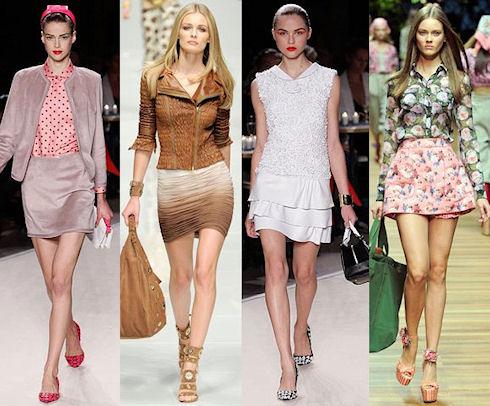 Cамые трендовые юбки летнего сезона