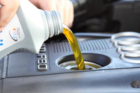 Где заменить моторное масло