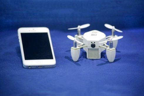 Zano — компактный дрон от Torquing Group