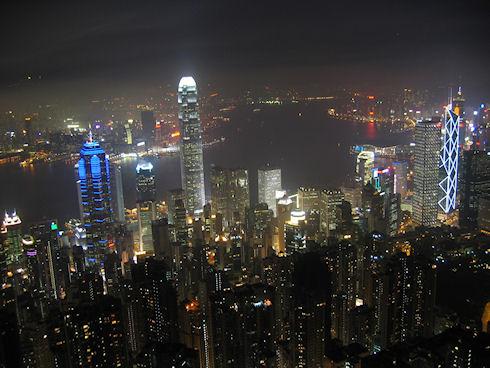 Запоминающееся путешествие в Гонконг
